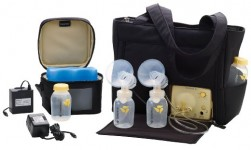 Medela In Style Advanced Breast Pump with On the Go Tote
