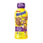 Nesquik Double Chocolate Milk