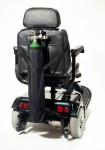 EZ-ACCESS Scooter Single Oxygen Carrier
