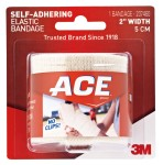 Ace™ Self Adhering Elastic Bandage, 2in.