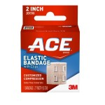 Ace™ Elastic Bandage Compression with Clips, 2 in.