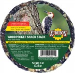 Audubon Park Woodpecker Snack Stack