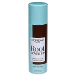 L'Oreal Root Cover Up Temporary Gray Concealer Spray, Dark Brown