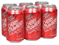 Cotton Club - Cherry Strawberry - 6 PK.