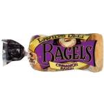 David's Bagel Cinnamon Raisin