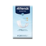 Attends Booster Pads, 24 CT