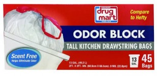 DDM KITCHEN BAG 13 GAL