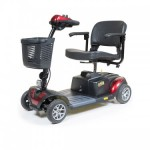 BuzzAround XL 4 Wheel Scooter (GB147D)