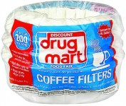 Discount Drug Mart Coffee Filters