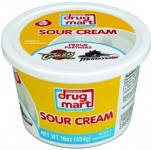 Discount Drug Mart Sour Cream