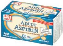DDM ADULT ASPIRIN
