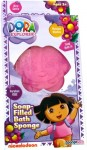 SpongeTech - Soap-Filled Bath Sponge Dora the Explorer