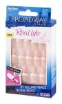 Kiss Broadway Nails Real Life Pink