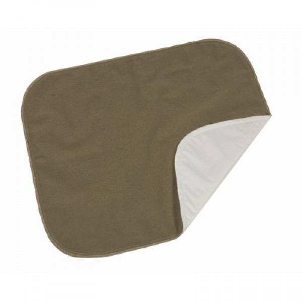DMI® Protective Seat Pad, Brown Velour, 18