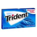 Trident Sugar Free Gum Original Flavor - 14 PC