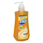 Dial Antibacterial Hand Soap with Moisturizer Gold