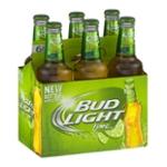 Bud Light Lime Beer - 6 PK