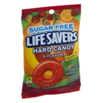 Life Savers Hard Candy Sugar Free 5 Flavors