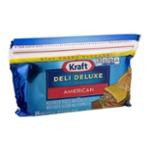 Kraft Deli Deluxe Cheese Slices American - 24 CT