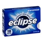 Eclipse Sugarfree Gum Winterfrost - 18 CT