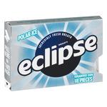 Eclipse Sugarfree Gum Polar Ice - 18 CT