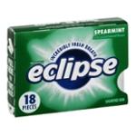 Eclipse Sugarfree Gum Spearmint - 18 CT