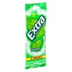 Wrigley's Extra Spearmint Sugarfree Gum 15 Sticks 3 Pack