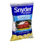 Snyder of Berlin Potato Chips Rippled