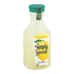 Simply Lemonade All Natural