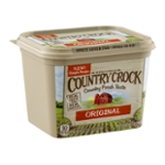 Country Crock Vegetable Oil Spread Tub Original 45 oz