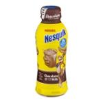 NESTLE NESQUIK Chocolate Flavored Low Fat Milk 14 fl. oz. Plastic Bottle