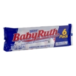 Nestle Baby Ruth Bars - 6 PK