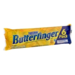 Nestle Butterfinger Bars - 6 PK