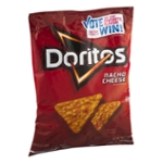 Doritos Tortilla Chips Nacho Cheese Flavor