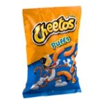 Cheetos Puffs Cheese Flavored Snack