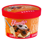 Friendly's Sundae Original Caramel