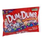 Dum Dums Original Pops Assorted Bag