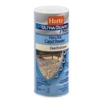 Hartz Ultra Guard Plus Flea & Tick Carpet Powder Clean Fresh Scent