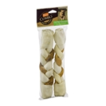 Hartz Combo Rawhide & Pig Skin Large Dogs - 2 CT