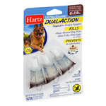 Hartz Dual Action Topical For Dogs & Puppies 61 TO 150 LBS - 3 PK