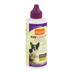 Hartz Ear Cleaner for Dogs & Cats with Aloe & Lanolin