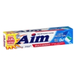 Aim Multi-Benefit Cavitty Protection Ultra Mint Gel