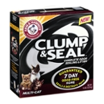 Arm & Hammer Clump & Seal Complete Odor Sealing Litter Multi-Cat