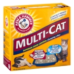 Arm & Hammer Multi-Cat Superior Odor Control Clumping Litter