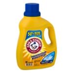 Arm & Hammer Laundry Detergent Liquid Clean Burst - 50 Loads