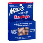 Mack's Ultra Soft Foam Earplugs - 10 PR