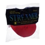 Silkrepe Streamer Flame Red