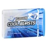 ICE BREAKERS COOL BLASTS Peppermint Chews, 0.8 oz