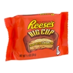REESE'S Big Cup Peanut Butter Cups, 2-Count, 1.4-Ounce Packet