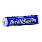 BREATH SAVERS Mints in Peppermint Flavor, 12 Count, 0.75 oz